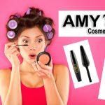 AMY'S Cosmetics - Review για Diva Long Lash Mascara και AMY'S Eyeliner Pencil - LadiesWorld.gr