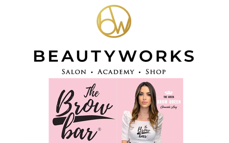 Beautyworks - Salon - Academy - Shop - The Brow Bar - Directory LadiesWorld.gr